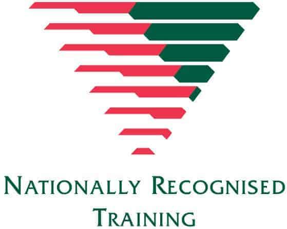 Nationally Recognised Training logo