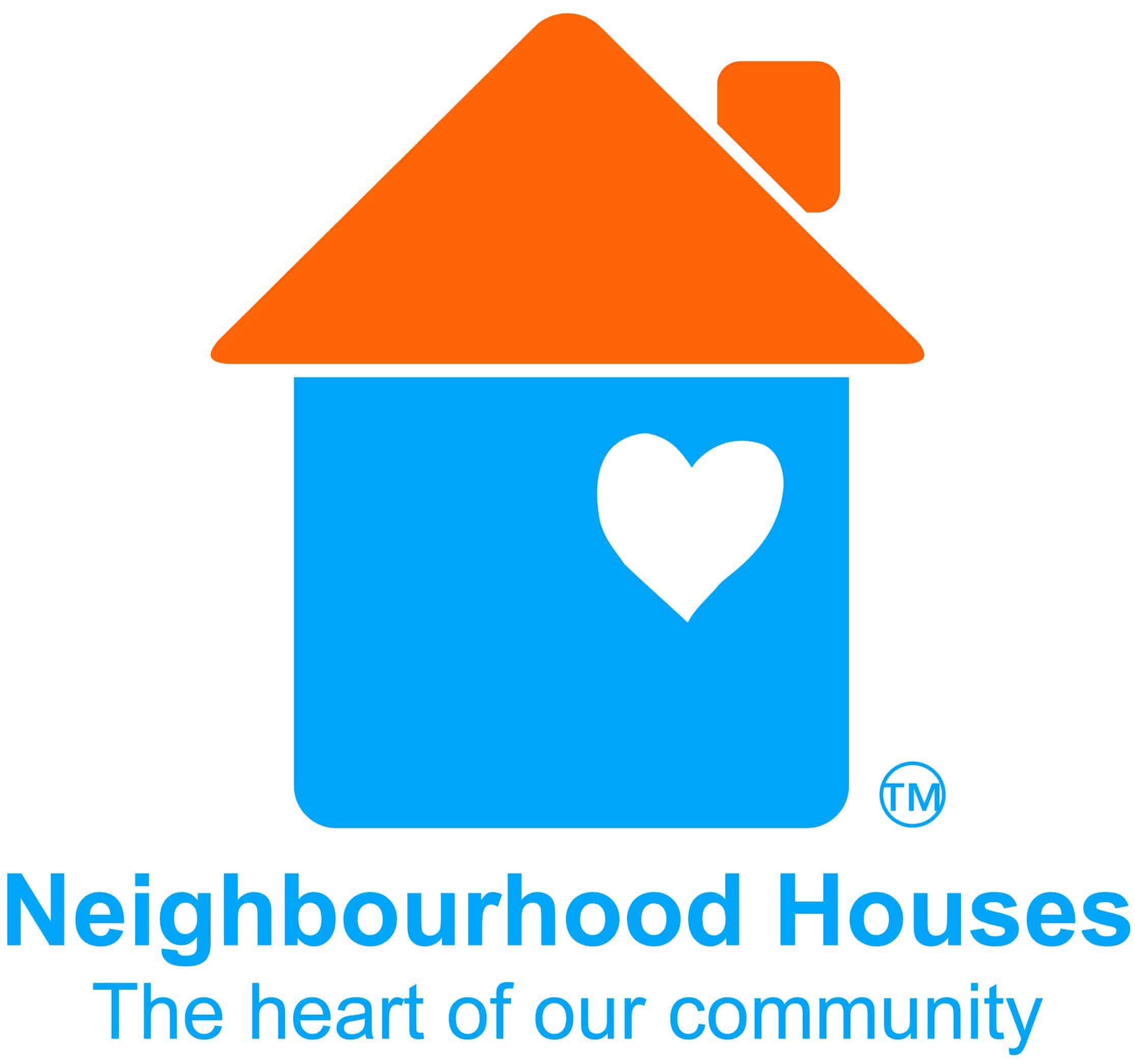 Neighbourhood House logo Colour CMYK High Res